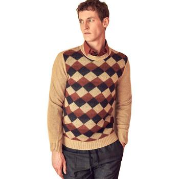 Oblečenie Muži Svetre Antony Morato MMSW00855 YA400113 Béžová