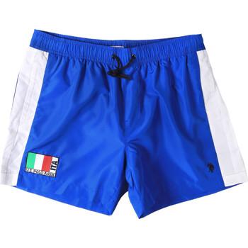 Oblečenie Muži Plavky  U.S Polo Assn. 45282 41393 Modrá