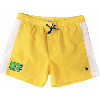 Oblečenie Muži Plavky  U.S Polo Assn. 45282 41393 žltá