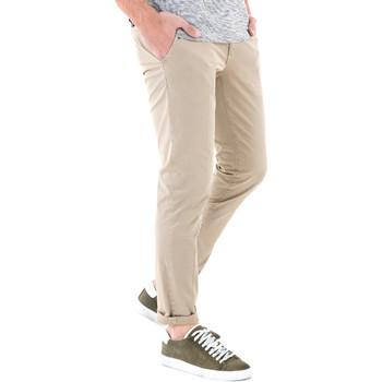 Oblečenie Muži Nohavice Chinos a Carrot Antony Morato MMTR00387 FA800060 Béžová