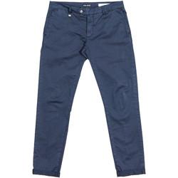 Oblečenie Muži Nohavice Chinos a Carrot Antony Morato MMTR00387 FA800060 Modrá
