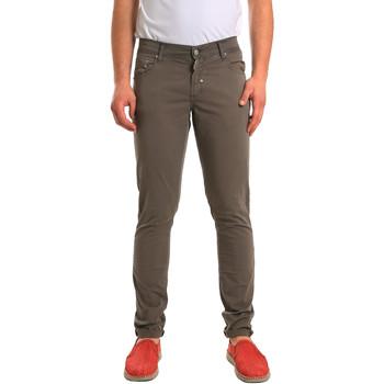 Oblečenie Muži Nohavice päťvreckové Antony Morato MMTR00372 FA800060 Zelená