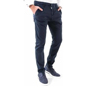 Oblečenie Muži Nohavice Chinos a Carrot Antony Morato MMTR00378 FA800077 Modrá