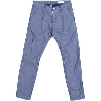 Oblečenie Muži Nohavice Chinos a Carrot Antony Morato MMTR00378 FA850155 Modrá
