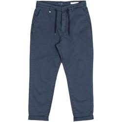 Oblečenie Muži Nohavice Chinos a Carrot Antony Morato MMTR00379 FA800060 Modrá