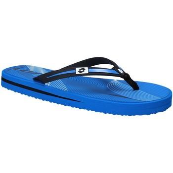 Topánky Muži Žabky Lotto T4761 Modrá