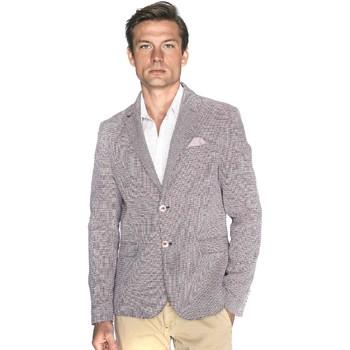 Oblečenie Muži Saká a blejzre Gaudi 811FU35037 Červená