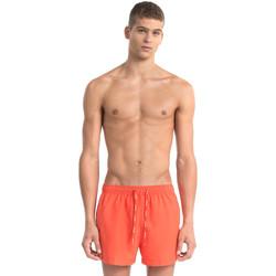 Oblečenie Muži Plavky  Calvin Klein Jeans KM0KM00162 Červená