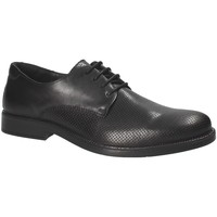 Topánky Muži Derbie Enval 1200000 čierna