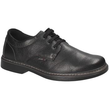 Topánky Muži Derbie Enval 1202700 čierna