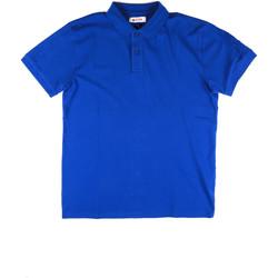 Oblečenie Muži Polokošele s krátkym rukávom Invicta 4452172/U Modrá