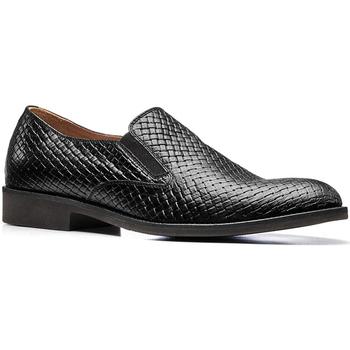 Topánky Muži Mokasíny Stonefly 110763 čierna