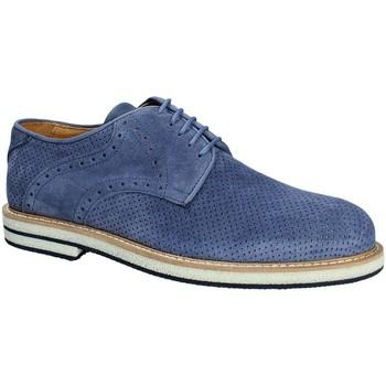 Topánky Muži Derbie Exton 671 Modrá
