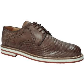 Topánky Muži Derbie Exton 672 Hnedá