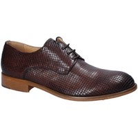 Topánky Muži Derbie Exton 5354 Hnedá