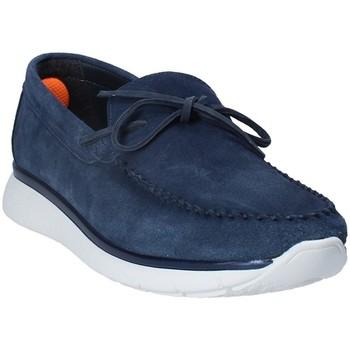 Topánky Muži Námornícke mokasíny Impronte IM181024 Modrá