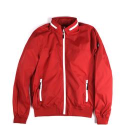 Oblečenie Muži Bundy  Key Up 270KJ 0001 Červená