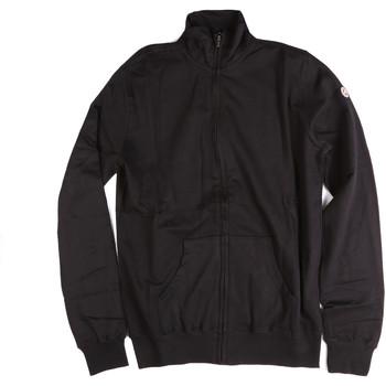 Oblečenie Muži Mikiny Key Up 2F04E 0001 čierna