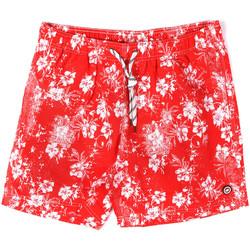 Oblečenie Muži Plavky  Key Up 2M09X 0001 Červená