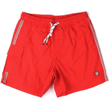 Oblečenie Muži Plavky  Key Up 2H16X 0001 Červená