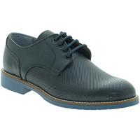 Topánky Muži Derbie Keys 3225 Modrá