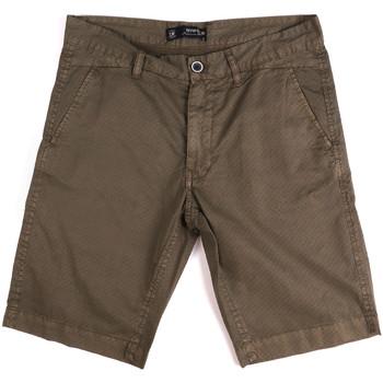 Oblečenie Muži Šortky a bermudy Key Up 2A01P 0001 Hnedá