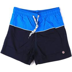 Oblečenie Muži Plavky  Key Up 2H19X 0001 Modrá