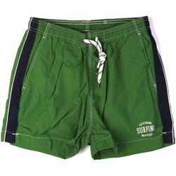 Oblečenie Muži Plavky  Key Up 2H17X 0001 Zelená