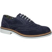 Topánky Muži Derbie IgI&CO 1106 Modrá