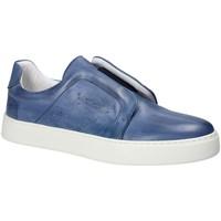 Topánky Muži Slip-on Exton 511 Modrá