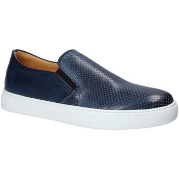 Topánky Muži Slip-on Exton 515 Modrá