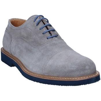 Topánky Muži Derbie Exton 9196 Šedá