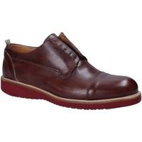 Topánky Muži Derbie Exton 881 Hnedá