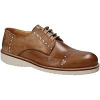 Topánky Muži Derbie Exton 883 Hnedá