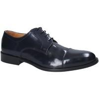 Topánky Muži Derbie Exton 1375 Modrá