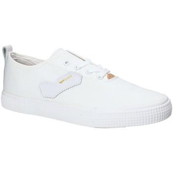 Topánky Muži Nízke tenisky Gas GAM810111 Biely