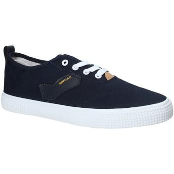 Topánky Muži Nízke tenisky Gas GAM810111 Modrá