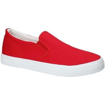 Topánky Muži Slip-on Gas GAM810165 Červená