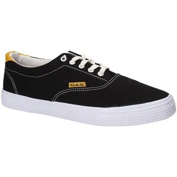 Topánky Muži Nízke tenisky Gas GAM810160 čierna