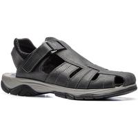 Topánky Muži Sandále Stonefly 108693 čierna