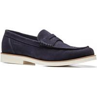 Topánky Muži Mokasíny Stonefly 110777 Modrá