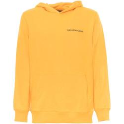 Oblečenie Muži Mikiny Calvin Klein Jeans J30J306996 žltá