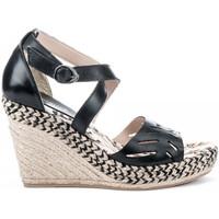 Topánky Ženy Sandále Lumberjack SW25506 003 P05 čierna