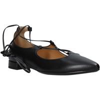 Topánky Ženy Balerínky a babies Grace Shoes 521T046 čierna
