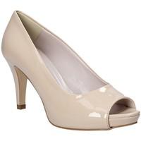 Topánky Ženy Lodičky Grace Shoes 738I001 Béžová