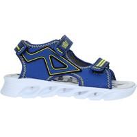 Topánky Deti Sandále Bulls S19-SBL839 Modrá