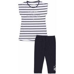 Oblečenie Dievčatá Komplety a súpravy Losan 814-8000AB Modrá