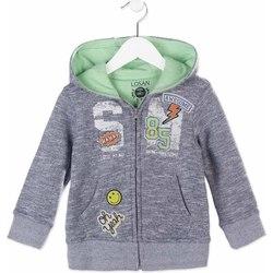 Oblečenie Deti Mikiny Losan 815-6002AC Modrá