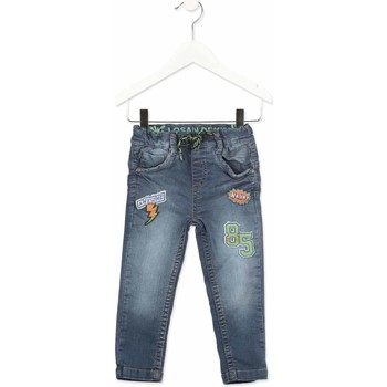 Oblečenie Deti Rifle Slim  Losan 815-6019AC Šedá