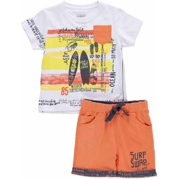 Oblečenie Deti Komplety a súpravy Losan 815-8027AC Šedá
